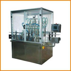 Automatic Liquid Piston Filling Machine (DR016TQY)