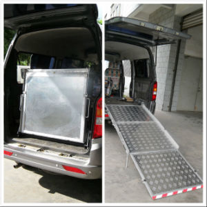 CE Manual Wheelchair Ramp (BMWR-3) pictures & photos