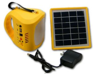 Ce RoHS Approved High Quality and Cheap Price Solar Camping Lantern for India Market (ODA-202/203-R) pictures & photos