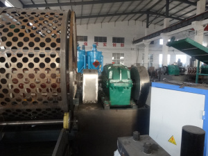 Rubber Powder Production Line for Tire Recycling Machine pictures & photos