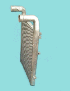 High Quality HOWO Truck Parts Intercooler pictures & photos