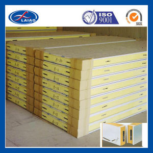 Polyurethan Sandwich Panels (50mm, 75mm, 100mm, 120mm, 150mm, 200mm) pictures & photos