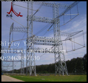 110kv Lattice Steel Tower pictures & photos