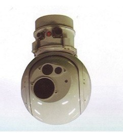 Airborne Electro Optical Infrared Payload with Thermal Imaging Camera and Day Light Camera Laser Range Finder pictures & photos