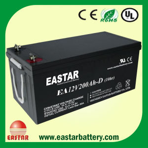 Battery Charger 12V 200ah Lead Acid Batteries pictures & photos