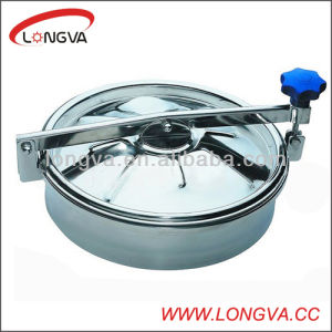 Good-Looking Surface Stainless Steel 304 Manhole Cover pictures & photos