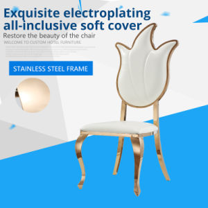 Wedding Furniture Royal Rose Gold Throne Chair for Wedding pictures & photos