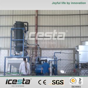 China 20t Tube Ice Plant for Fresh Drinking Decorating pictures & photos