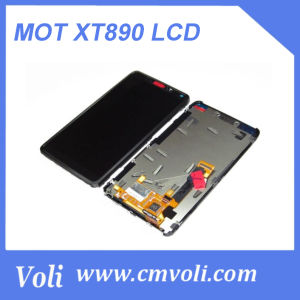 LCD for Motorola Xt890 with Digitizer Assembly pictures & photos