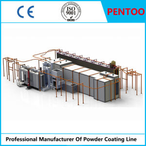 Powder Coating Plant for Painting Cold-Rolled Plate with Good Quality pictures & photos