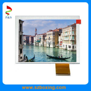 "5.0"" TFT LCD Screen with High Brightness 900 Nits pictures & photos"