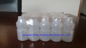 Multi- Rows Yakult Bottles Shrink Wrapping/ Packing/ Packaging Machine pictures & photos