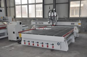 Wood Working Machine 8 Spindle CNC Router for Furniture pictures & photos