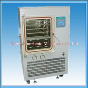 China Supplier Vacuum Mini Freeze Drying Machine pictures & photos