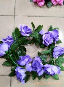 Wedding Decoration Flower Artificial Wreath pictures & photos