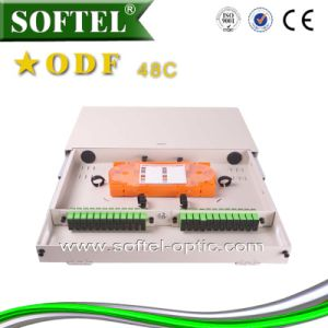 2014 New Arrival Patch Panel 24 Port pictures & photos