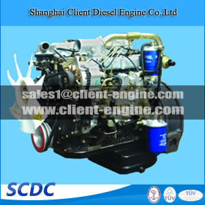 Light Duty Vehicle Engines Yangchai Yz4dB3-30 Diesel Engine pictures & photos