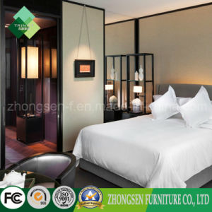 Presidential Suite Hotel Bedroom Set Made of Solid Wood (ZSTF-18) pictures & photos