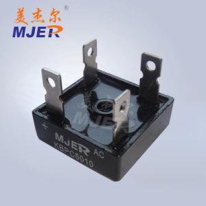 Single Phase Bridge Rectifier Module Kbpc5010 Black Type pictures & photos