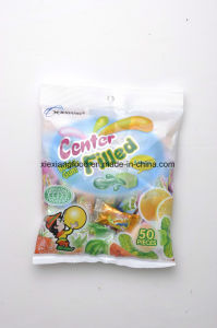 Cneter Filled Bubble Gum Eight Flavors pictures & photos
