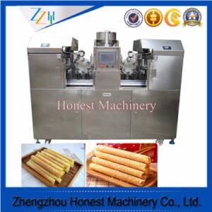 China Made Stainless Steel Egg Roll Machine pictures & photos