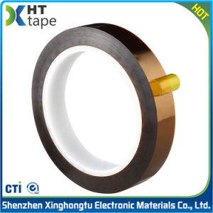 Die Cutting Sillicone Adhesive Polyimide High Temperature Adhesive Tape pictures & photos