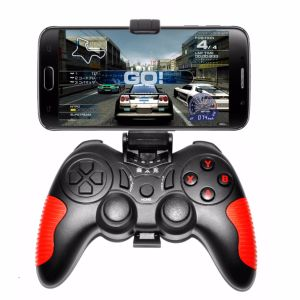 2017 Gamepad Android Joystick Bluetooth Controller with Clip Gamepad for iPhone Andriod Smart Phone for PC pictures & photos