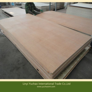 Red Hardwood Plywood Break Bulk Ship Package pictures & photos