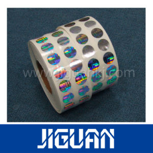 Hot Stamping Colored Holograms Stickers pictures & photos