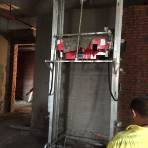 New Construction Mixer Concrete Wall Plaster Machine pictures & photos