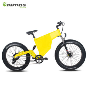 48V1000W Patent Frame Electric Bicycle pictures & photos