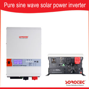 1-6kw Solar Power System 4kw Solar Inverter pictures & photos