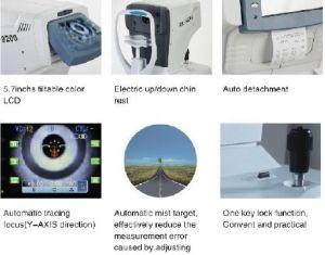 Auto Ref-Keratometer Refractometer (KR-9200/RM-9200) pictures & photos