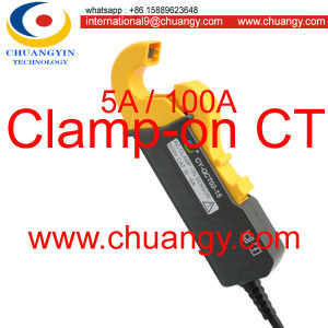 Clamp-on Current Transformer for Megohmmeter Modelpower Clamp on Meter pictures & photos