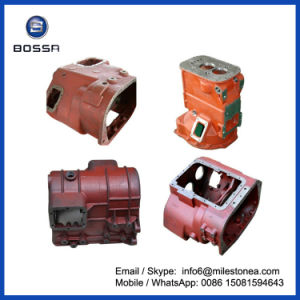 OEM Custom Cast Iron Casting Gearbox Housing /Casing pictures & photos