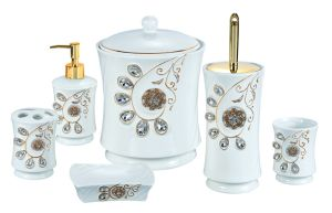 6PCS Ceramic Bath Set pictures & photos