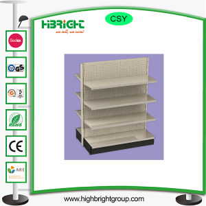 Wire Mesh Back Gondola for Toy Store pictures & photos