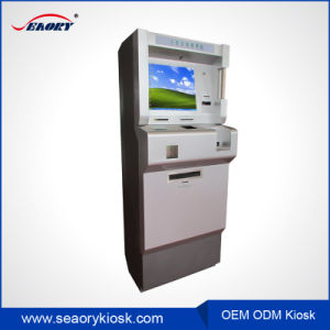 Lottery Vending Bill Payment Self-Service Payment Kiosk Terminal Machine pictures & photos