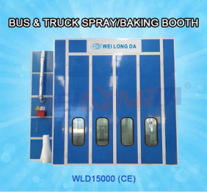Wld15000 Best Quality Bus/Truck Spray Booth in Canada pictures & photos