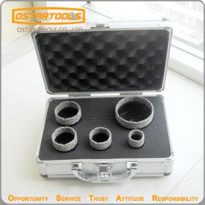 Vacuum Brazed Hollow Diamond Core Drill Bits pictures & photos