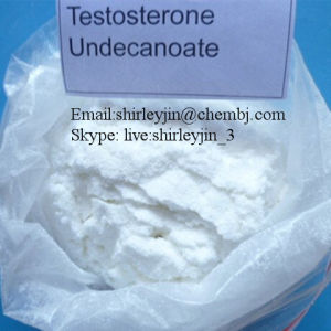 Muscle Building Steroids Testosterone Undecanoate Andriol CAS 5949-44-0 pictures & photos