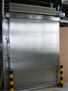 2017 Hot Sale Cold Room Roll up Industrial Freezer Doors Hardware for Sale (Hz-FC0707) pictures & photos