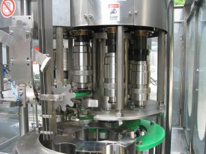 Soda Drinking Pure Mineral Water Filling Machine pictures & photos