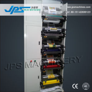 420mm Width 5 Colour Roll Coated Paper Print Press pictures & photos