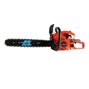 Wholesale Good Price 52cc/58cc Gas Chain Saw pictures & photos