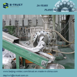 Planetary Roller Extruder with High Quality Screw and Barrel for German Extrusion pictures & photos