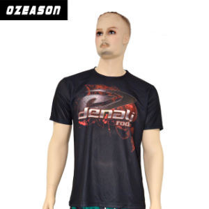 2016 Newest 100% Polyester Custom Logo Sublimation T Shirt, Sportswear pictures & photos