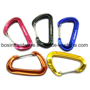 Stainless Steel Spring Snap Hook Carabiner pictures & photos
