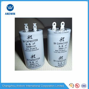 Ceiling Fan Start Capacitor Cbb61 AC Motor Capacitor/Air Condition Capacitor pictures & photos