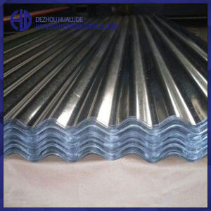 Galvanzied Steel Zinc Aluminium Corrugated Roofing Sheets pictures & photos